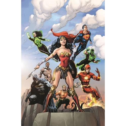 Justice League Rebirth n°1 (VF)