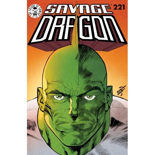 Savage Dragon 221 (VO)