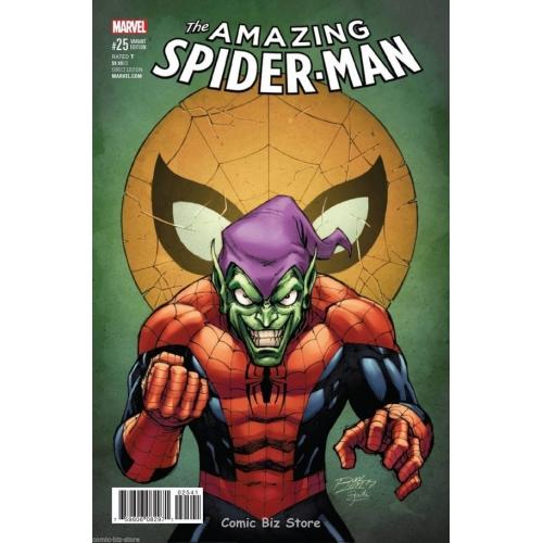 Amazing Spider-Man 25 Classic Variant (VO)