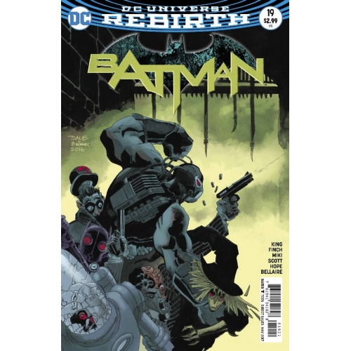 Batman 19 Tim Sale Variant (VO)