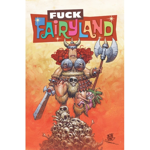 I hate Fairyland Fuck Variant 11 (VO)