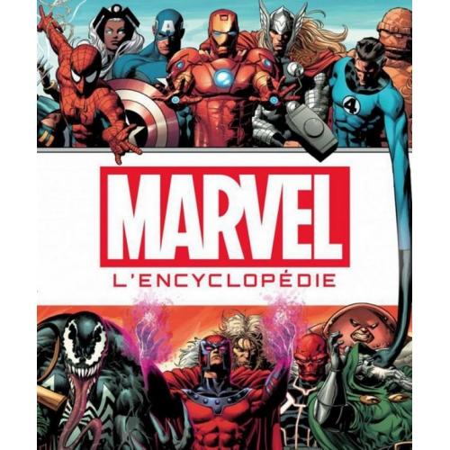 L'encyclopédie Marvel (VF)