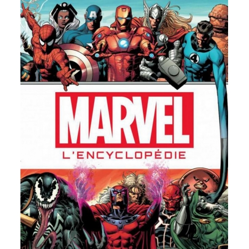 L'encyclopédie Marvel (VF)