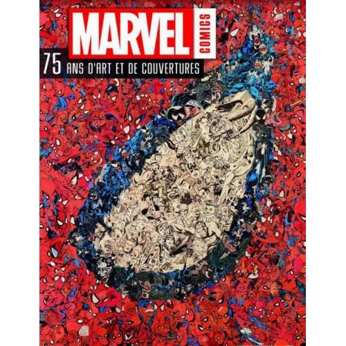 Marvel : 75 ans d'art et de couvertures (VF)