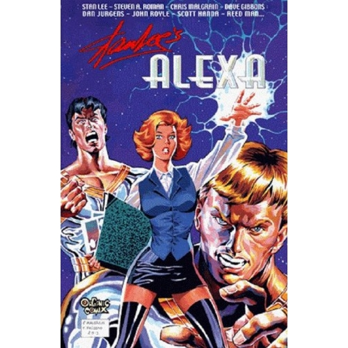 STAN LEE'S ALEXA (VF) Stan Lee - Chris Malgrain - Dave Gibbons
