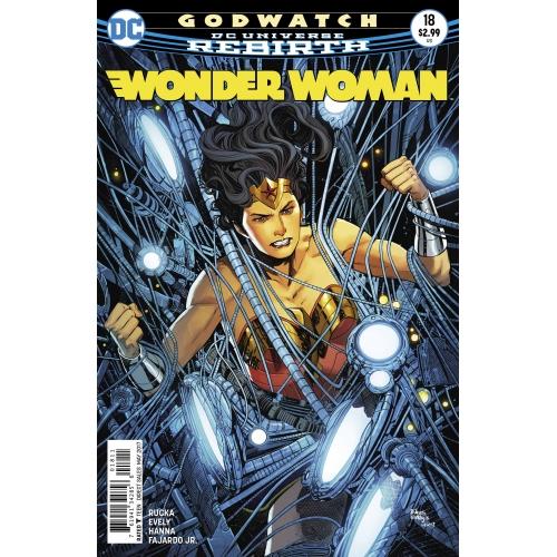 Wonder Woman 18 (VO)