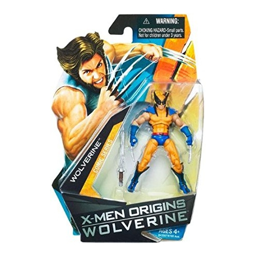 X men origins wolverine hasbro