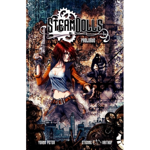 Steamdolls Prologue Version Collector Original Comics 100 ex (VF)