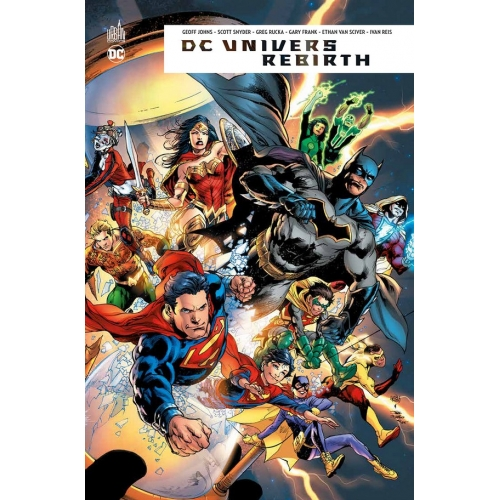 DC Univers Rebirth (VF)