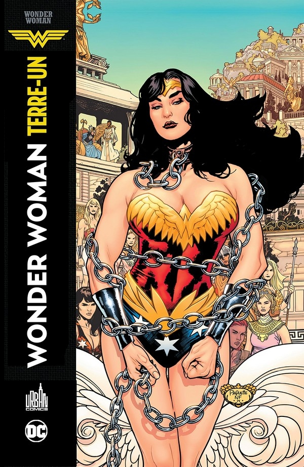 Wonder Woman Terre Un Tome 1 (VF)