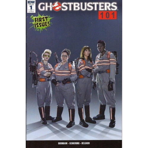Ghostbusters 101 1 10 Copy Incentive (VO)