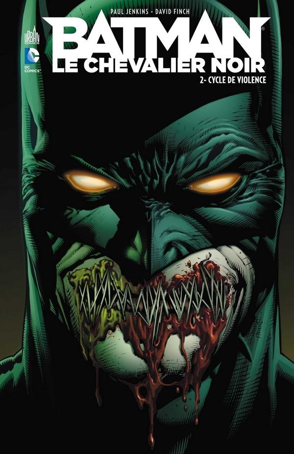Batman : Le chevalier noir Tome 2 (VF)