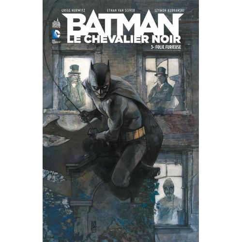 Batman : Le chevalier noir Tome 3 (VF)