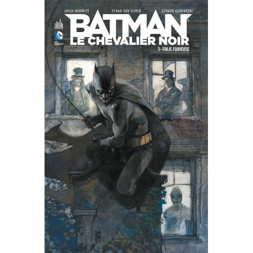 Batman : Le chevalier noir Tome 3 (VF)