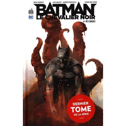 Batman : Le chevalier noir Tome 4 (VF)