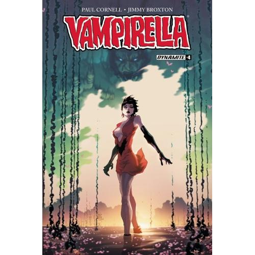 Vampirella 4 Philip Tan Cover (VO)