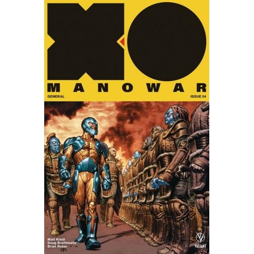 X-O Manowar 4 (VO)