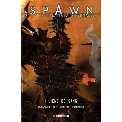 Spawn La saga Infernale Tome 1 (VF)