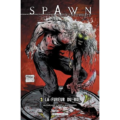 Spawn La saga Infernale Tome 3 (VF)