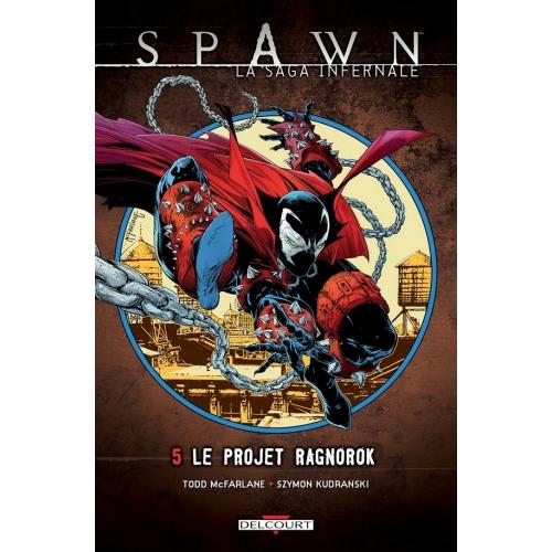 Spawn La saga Infernale Tome 5 (VF)