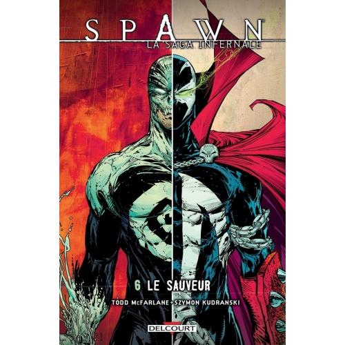 Spawn La saga Infernale Tome 6 (VF)