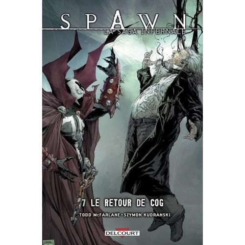 Spawn La saga Infernale Tome 7 (VF)