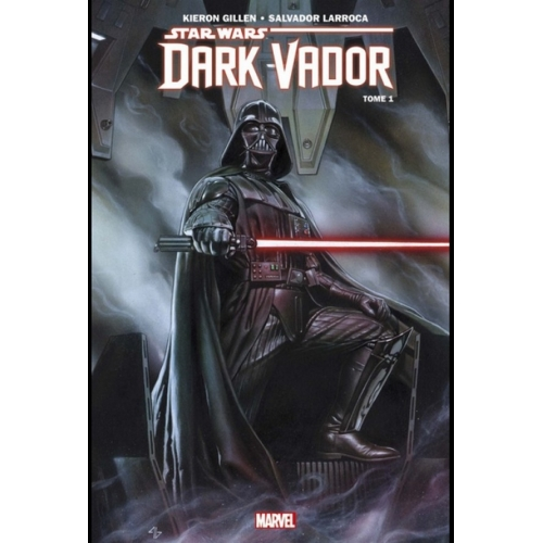 Star Wars : Dark Vador T01 + Ex-libris (VF)