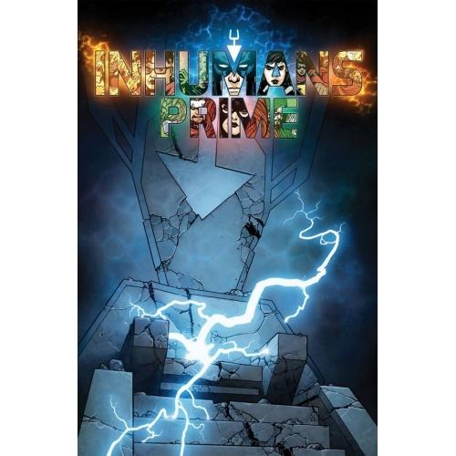 Inhumans Prime 1 Sook Variant (VO) One-Shot