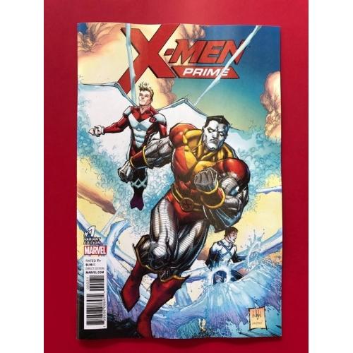 X-Men Prime 1 Portacio Classic Variant (VO) One-Shot