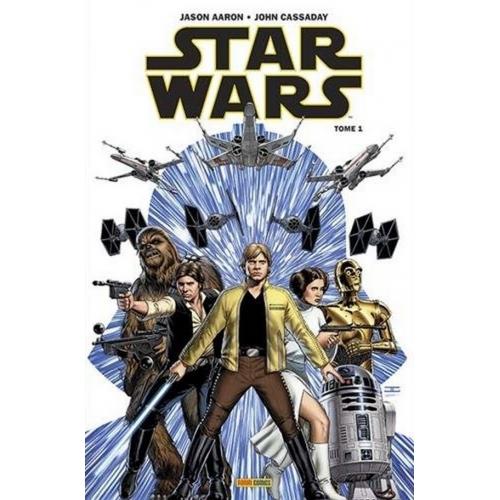 Star Wars tome 1 + ex-libris (VF)