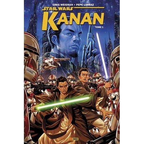 Star Wars Kanan + ex-libris (VF)