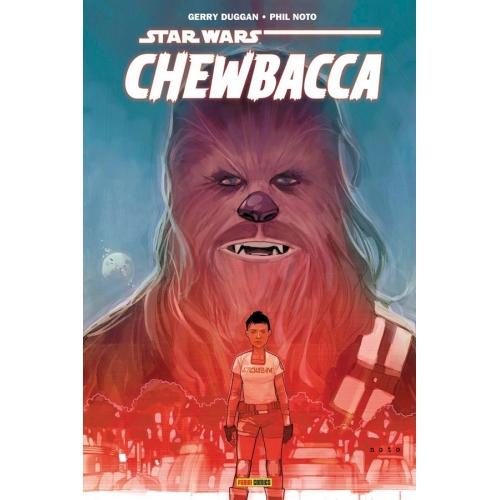 Star Wars Chewvbacca + ex-libris (VF)