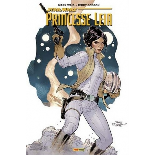Star Wars : Leïa + ex-libris (VF)