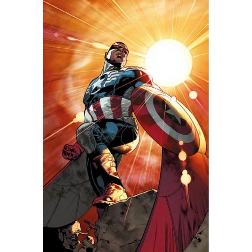 All-New Captain America Tome 1 (VF)