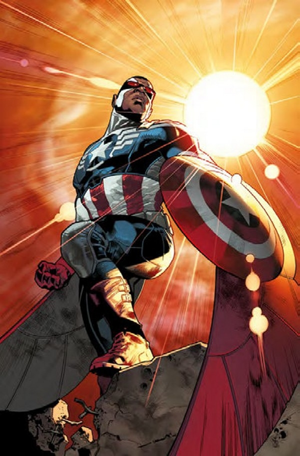 All-New Captain America Tome 1 (VF)