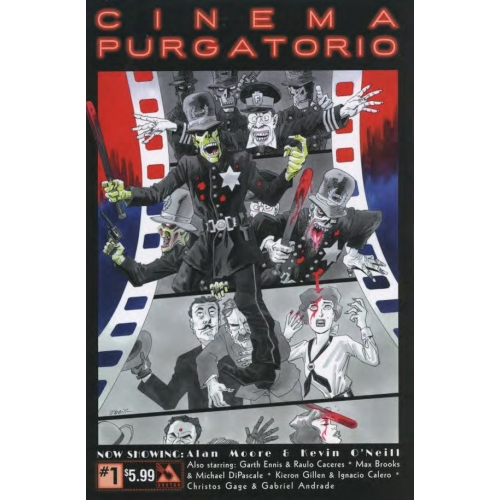 Cinema Purgatorio Tome 1 (VF)