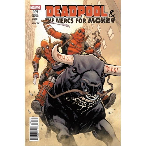 All-new Deadpool nº12 (VF)