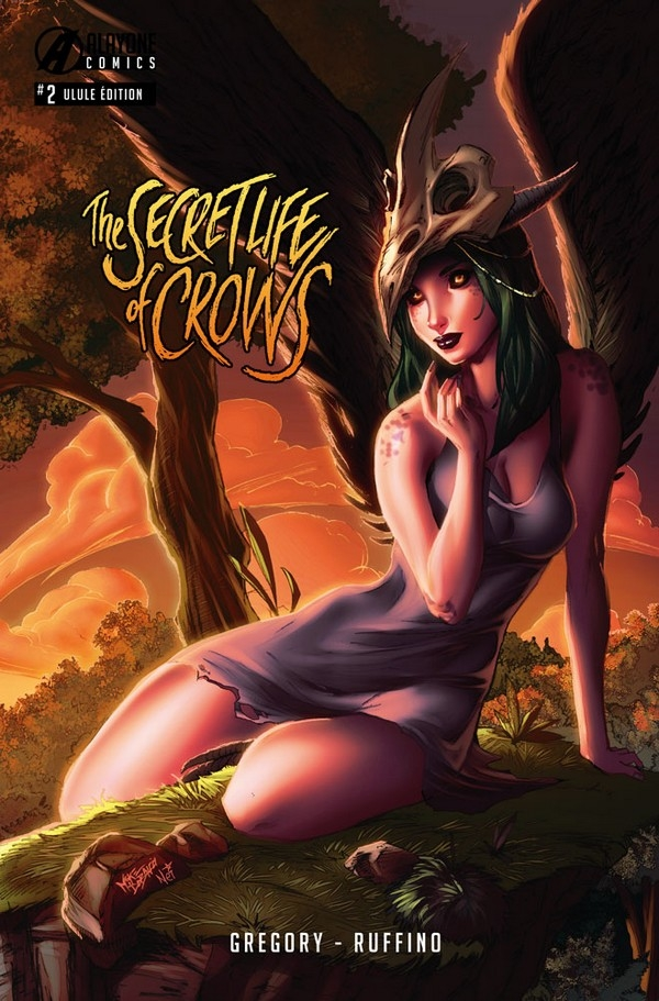 The Secret Life of Crows 2 Debalfo Variant (VF)