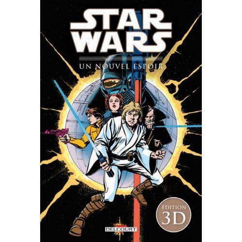 Star Wars - Un nouvel espoir 3D (Éd. Spéciale 40e anniversaire) (VF)