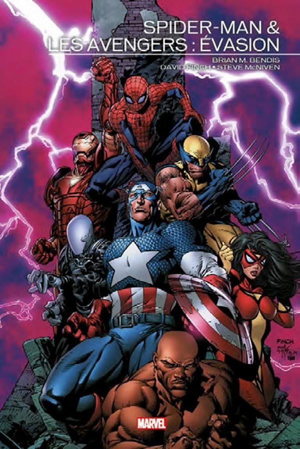 Spider-man & Avengers : Evasion (VF)