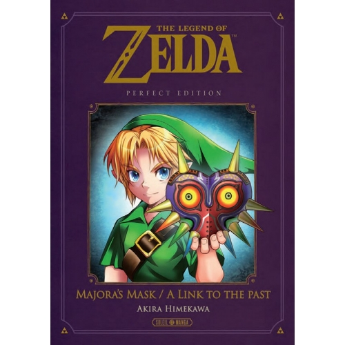 The Legend Of Zelda : Majora's Mask/A link To the Past Perfect Edition (VF)