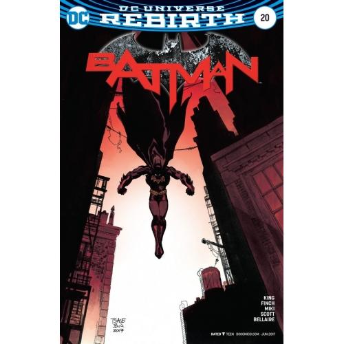 Batman 20 Tim Sale Variant (VO)