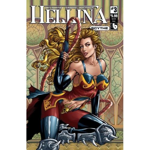 Hellina : Scythe 3 Bad Girl Cover (VO)