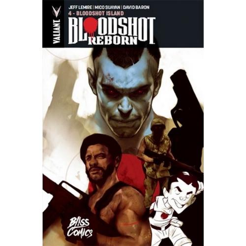 Bloodshot Reborn Tome 4 (VF)