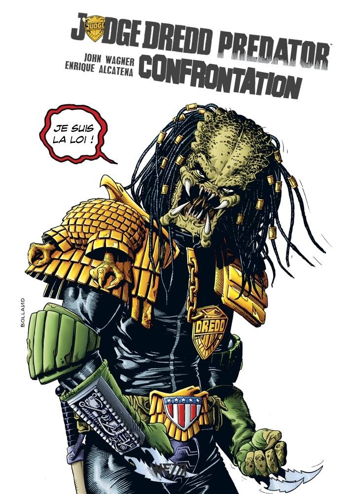 Judge Dredd-Predator : Confronation Editon Premium (VF)