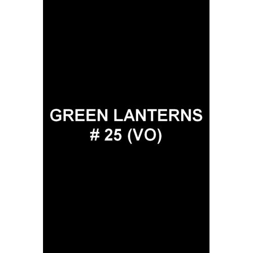 Green Lanterns 25 (VO)