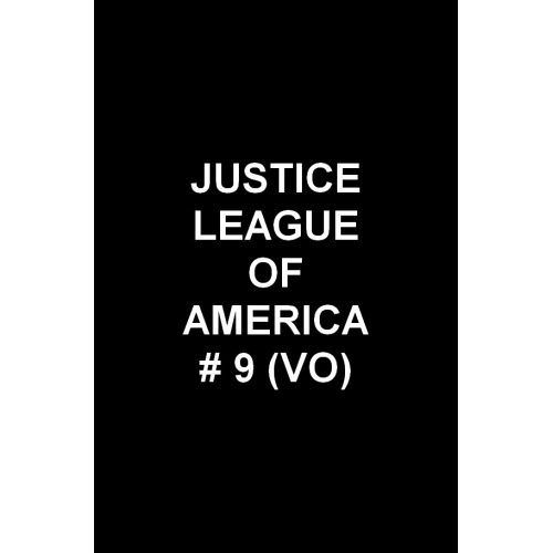 Justice League Of America 9 (VO)