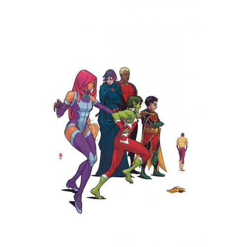 Teen Titans 9 (VO)