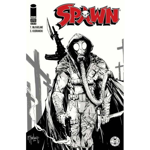 Spawn 272 Variant Cover (VO)