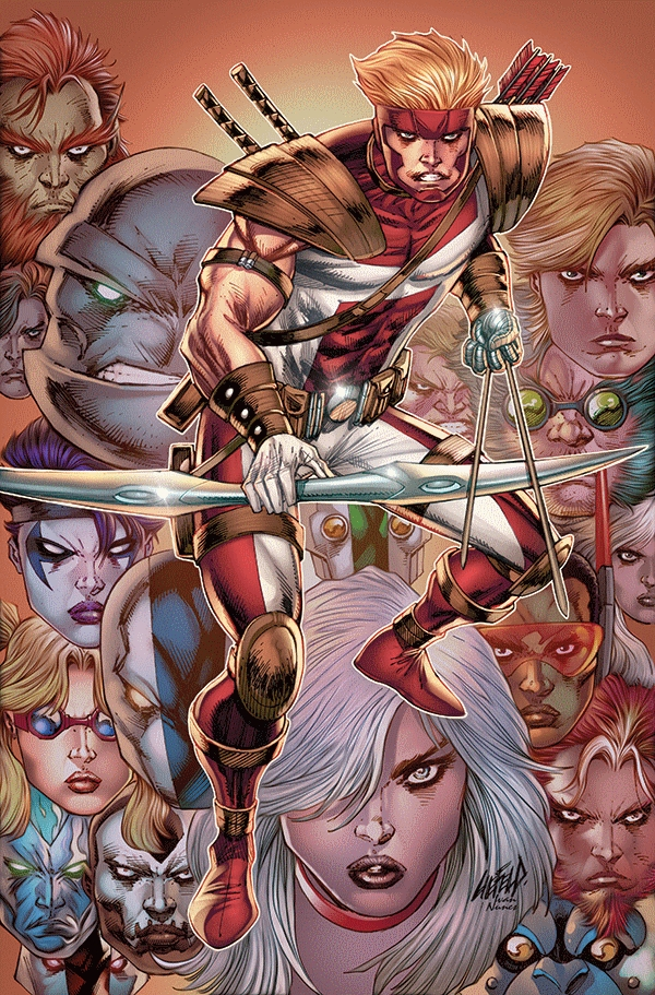 Youngblood 1 B Liefiel Cover (VO)